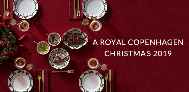 A ROYAL COPENHAGEN CHRISTMAS 2019